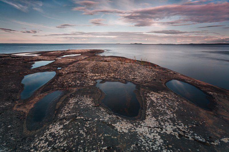карелия, ладожское озеро Иллюминаторыphoto preview