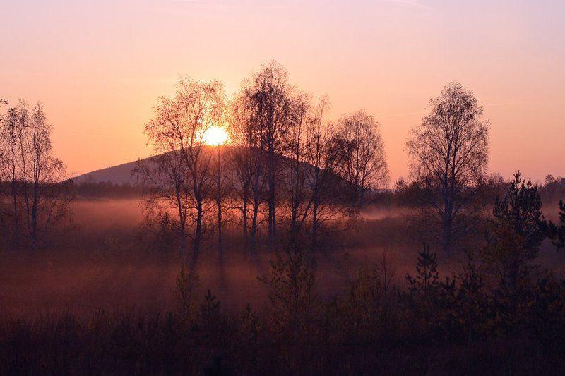 южный урал, осень, утро, жемчужина Жемчужинаphoto preview
