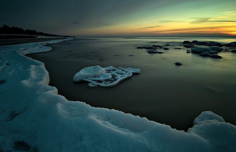 Когда море утихает...photo preview