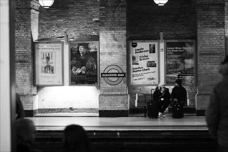 London. Undegraundphoto preview