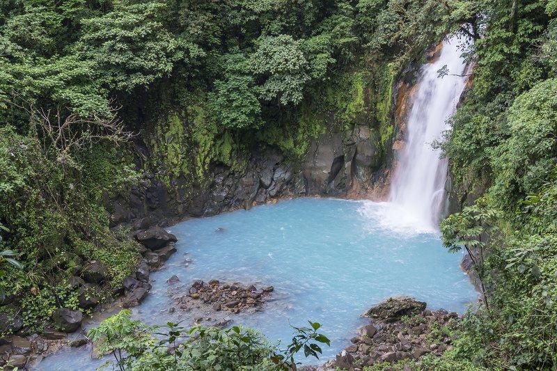 Catarata Rio Celeste, Costa Ricaphoto preview