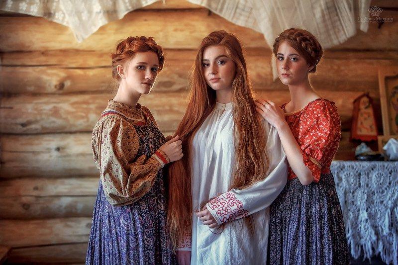 Три девицы...photo preview