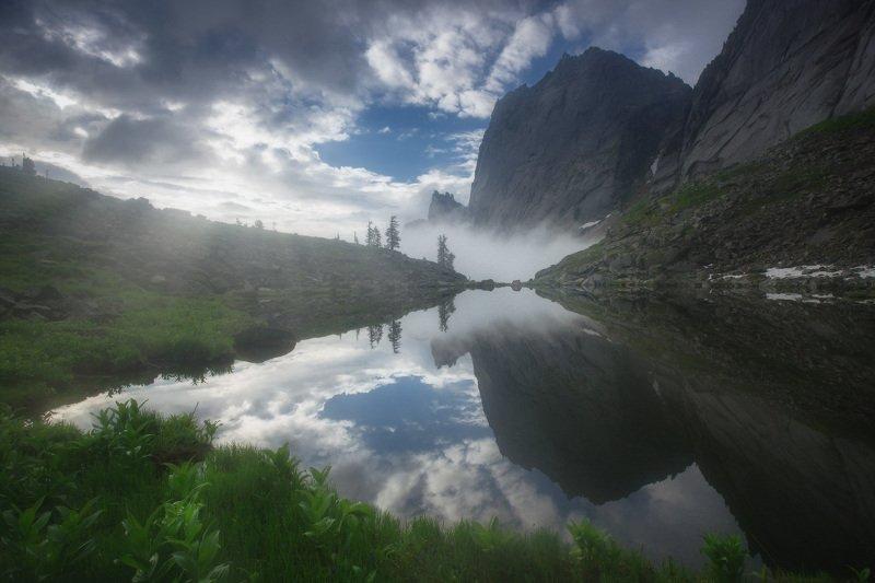 ергаки, горы, саяны, западныйсаян, сибирь, фототур Сказочная страна фото превью