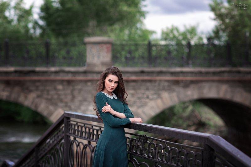 портрет красота девушка арт Богданаphoto preview