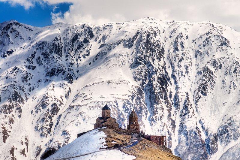 Гергетская церковь...photo preview