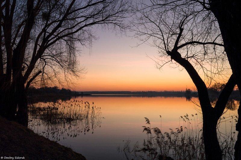 Вечерняя тишинаphoto preview