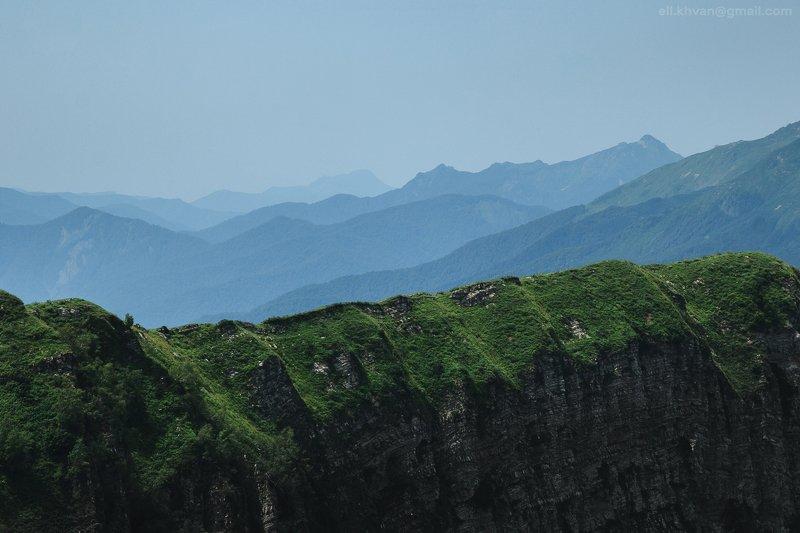 Горы Красной Поляныphoto preview