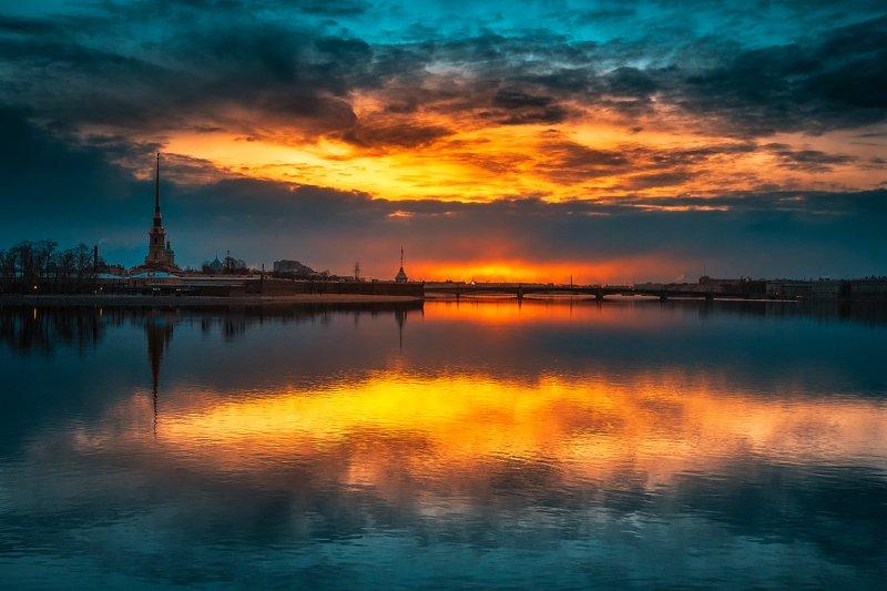 санкт-петербург, нева ---photo preview