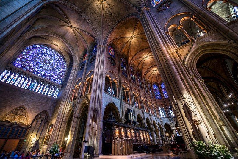 париж, notredame, собор парижской богоматери, пожар, prayfornotredame, Notre Dame (RIP)photo preview