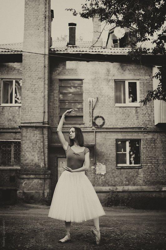 балет, балерина, улица, самара, девушка ***photo preview