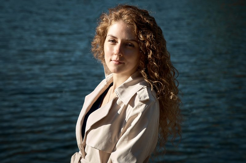 #портрет #portrait #актриса #actris #модель #models #фотосессиявмоскве #фотосессия #фотограф #photographer #максимкоротовских #москва #россия #nikon Здравствуй, небо, море, облака.photo preview