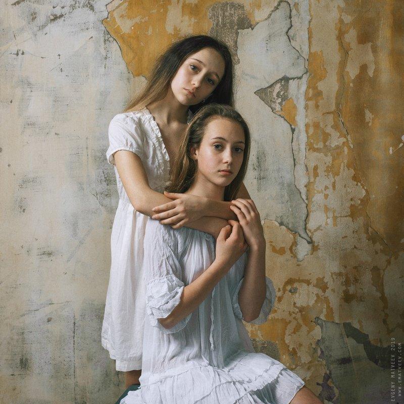 Дарина и Вика. фото превью
