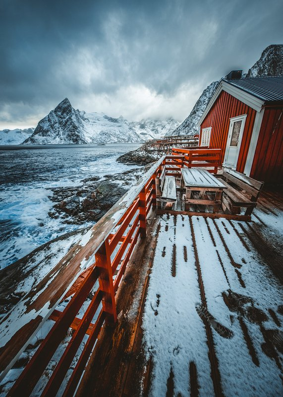 Hamnoi, Lofoten || Norwayphoto preview