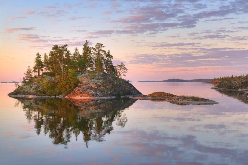 Парящий остров...