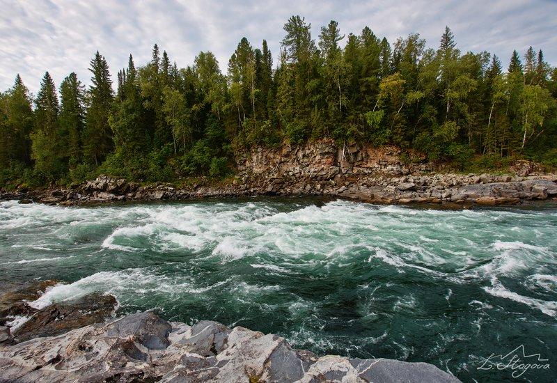 река Река Казырphoto preview