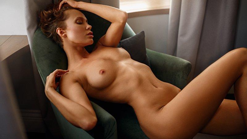 ню, портрет, арт, portrait, art, nude, model, imwarrior Чучаphoto preview