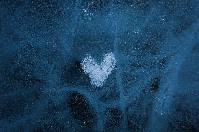 байкал, зима, лед, снег, путешествие Ледяное сердцеphoto preview