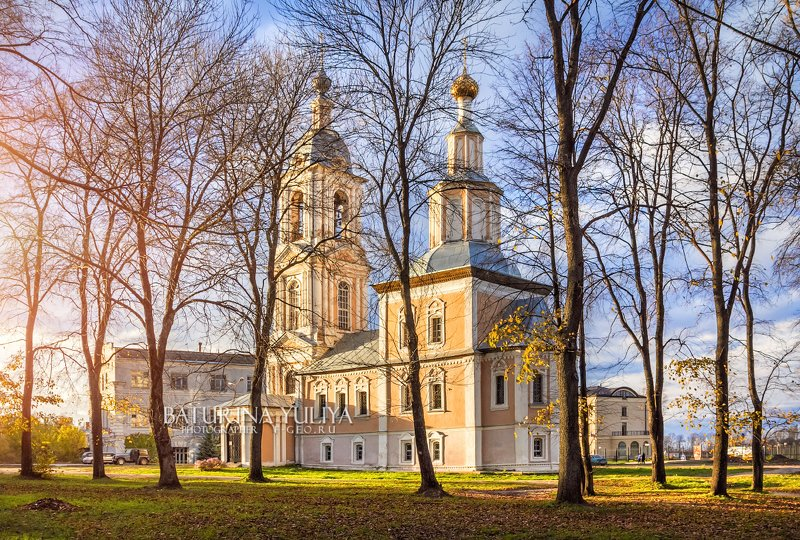 углич, казанская церковь Казанская церковь Угличаphoto preview