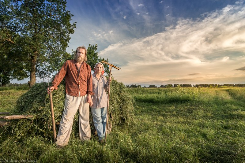 Hay-harvestphoto preview
