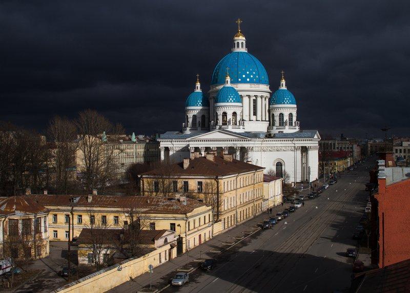 russia, church, saint-petersburg, санкт-петербург  Троицкий соборphoto preview