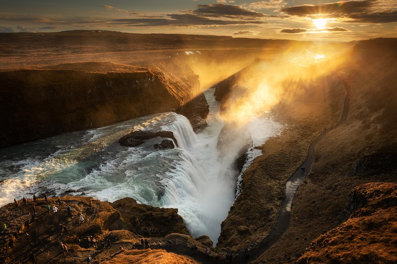 Gulfoss photo preview