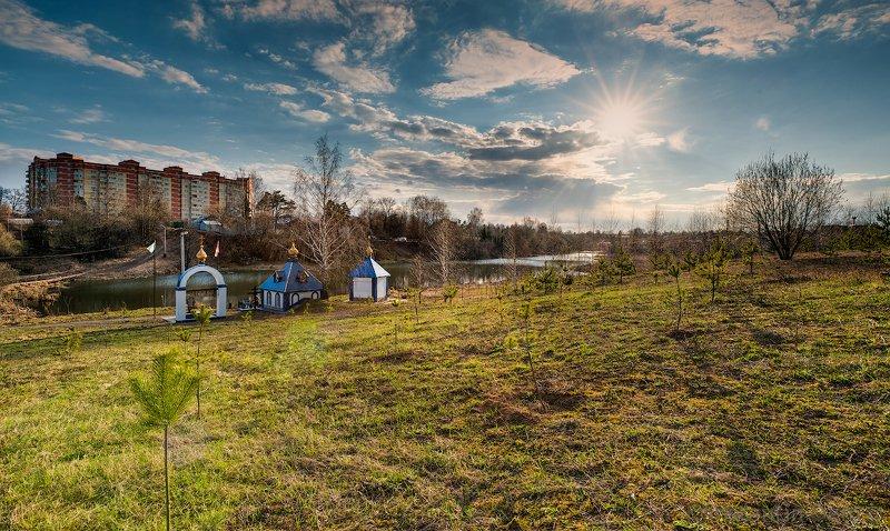 софрино Рядовой софринский пейзажphoto preview