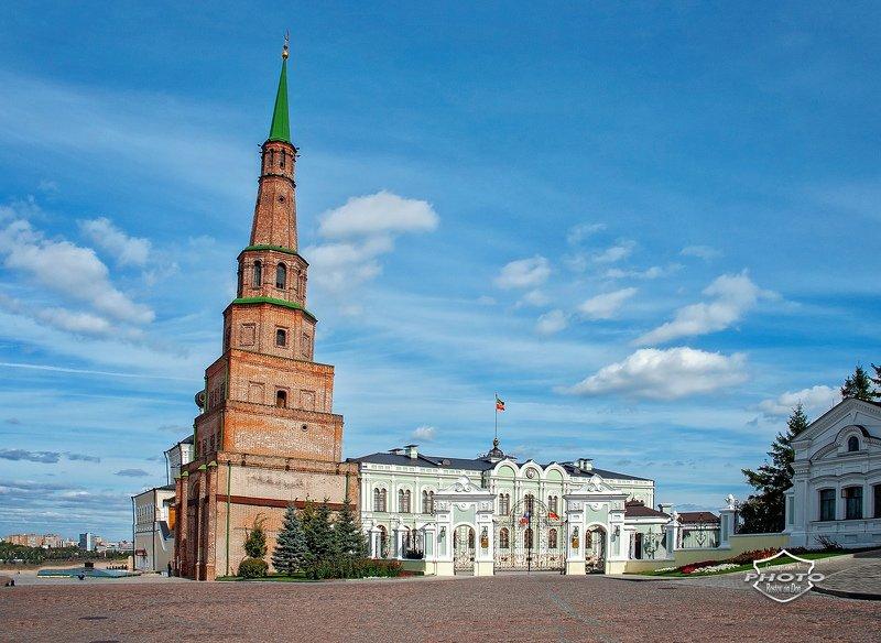 в Казанском кремлеphoto preview