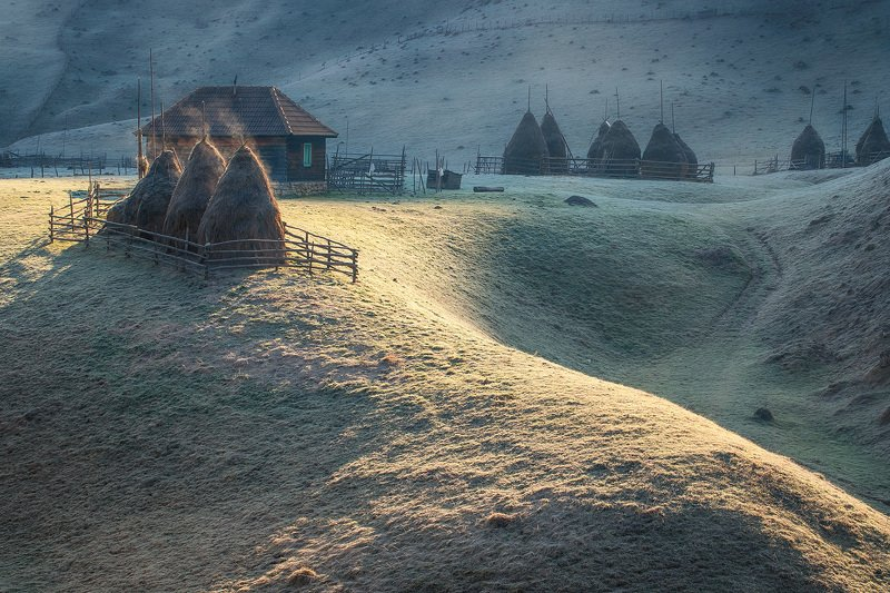 Утро в Румынииphoto preview