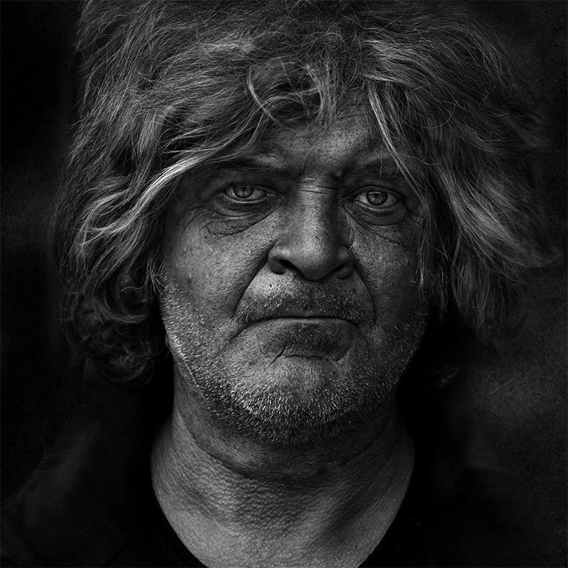 портрет, юрий_калинин, лица, черно_белое, юрец, уличная_фотография, люди человек-причёскаphoto preview