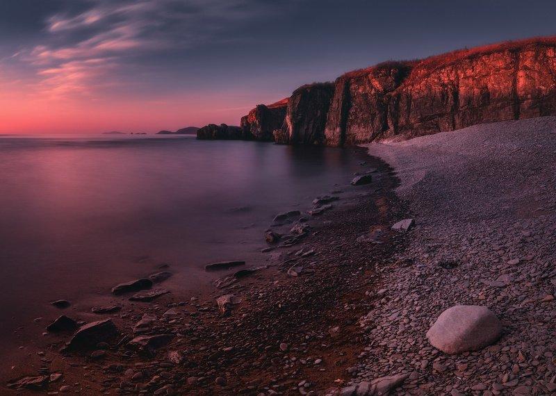 утро, море, скалы ***photo preview