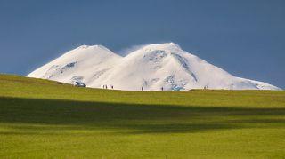 прогулки с видом на Эльбрус