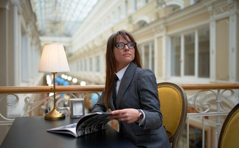 портрет, модель, фото сессия, rekhov В ожидании...photo preview