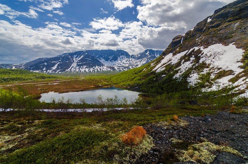 природа, пейзаж, север, кольский, панорама, природа россии, дикая природа, горы, хибины Хибиныphoto preview