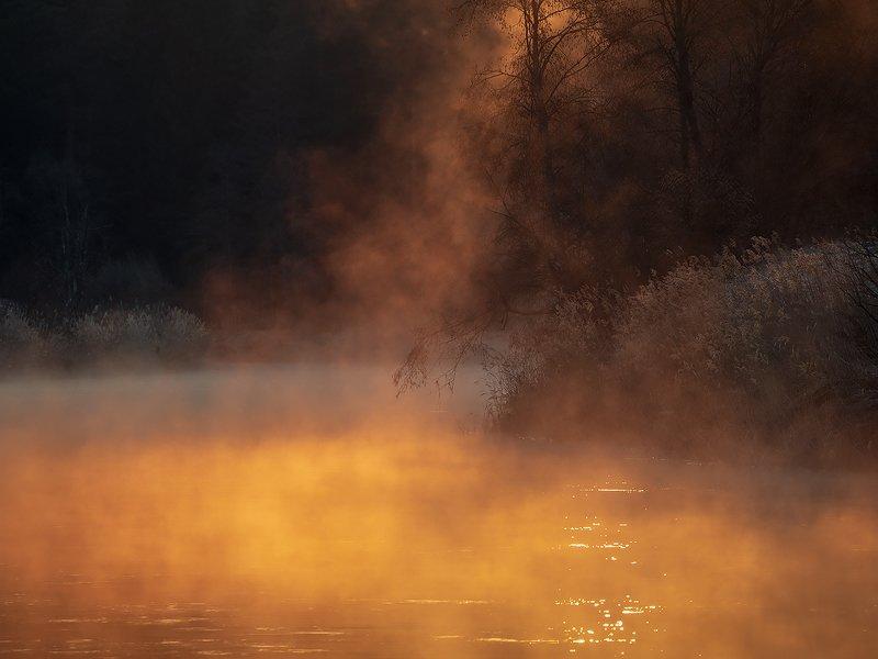 Время весенних туманов...photo preview