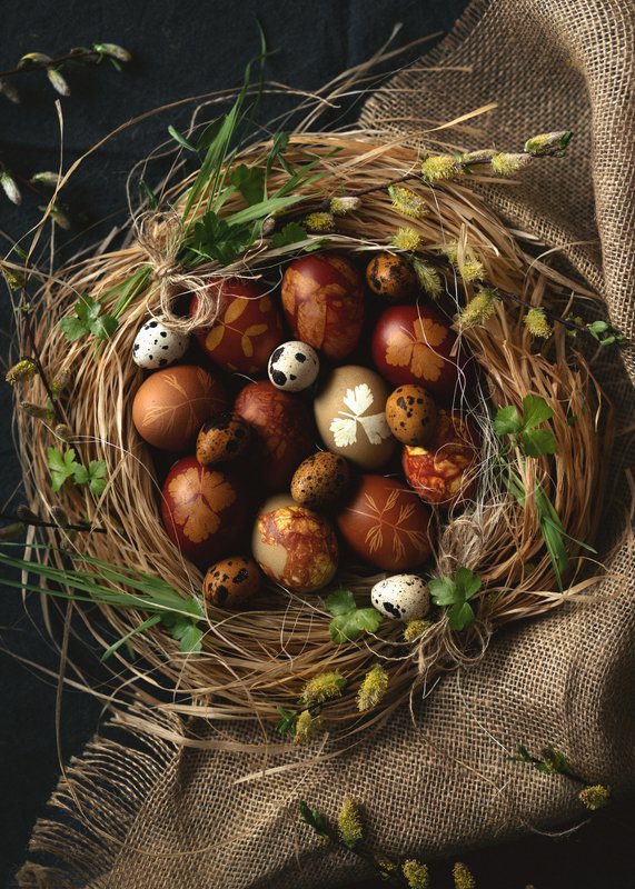 пасха, хв, пасхальные яйца, весна Пасхальноеphoto preview