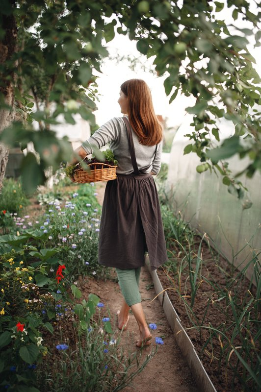 лето, девушка, портрет, дача Таша на дачеphoto preview