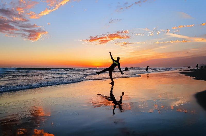 sky,sea,gaza,palestine,reflection Reflectionphoto preview