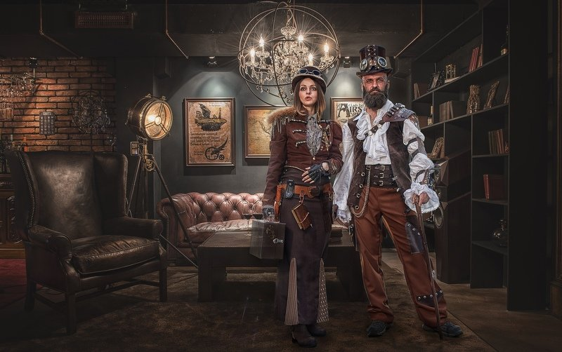Steampunkphoto preview