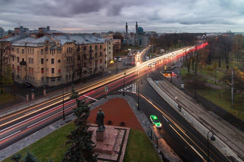 петербург, санкт-петербург, городской пейзаж, россия Хмурый Петербургphoto preview