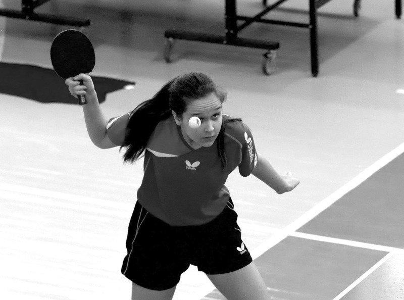 спорт Из мира настольного теннисаphoto preview