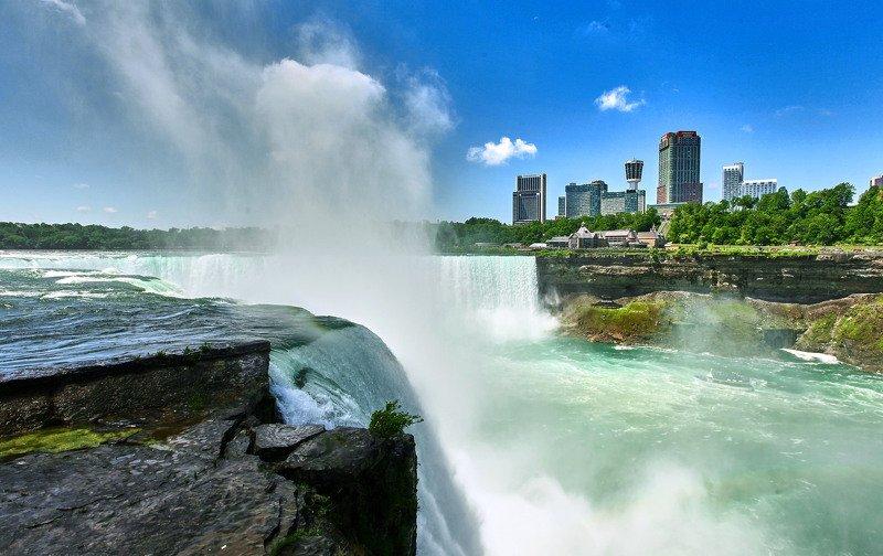 Ниагарский водопад… США - Канадаphoto preview