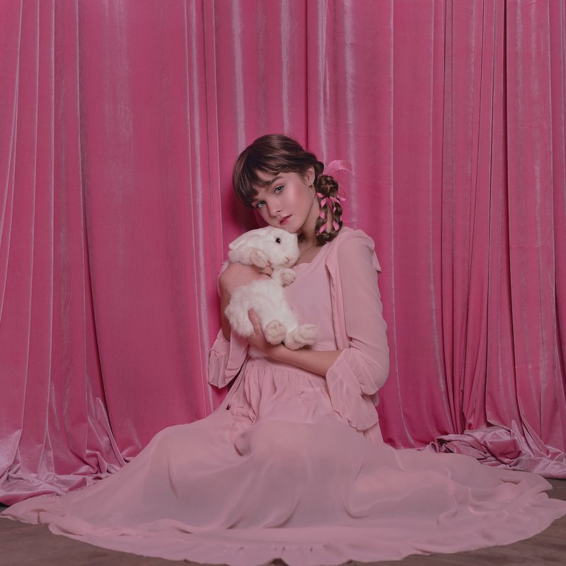 Алиса и белый кролик photo preview