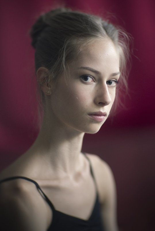 девушка, портрет, взгляд, ко-120м Alexandraphoto preview