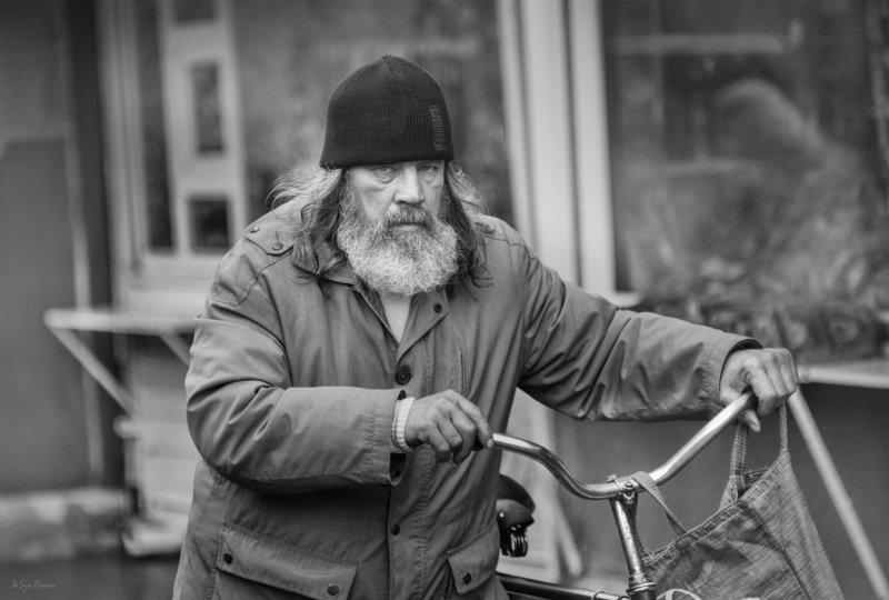 мужчина,жанр,улица,портрет ***photo preview