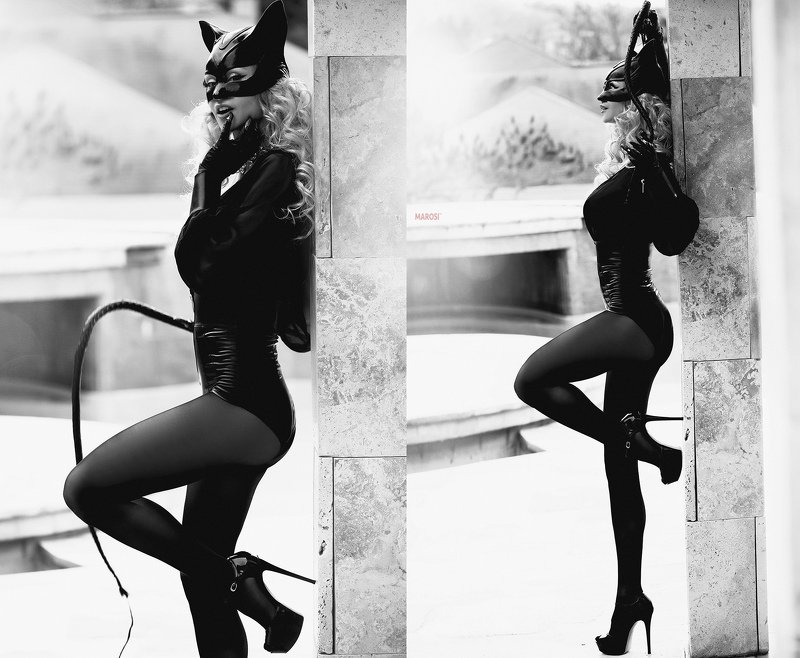 Catwomanphoto preview