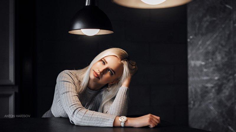 девушка, портрет, модель,  Катяphoto preview