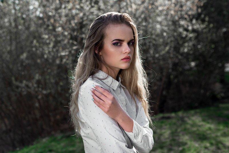 модель, портрет, девушка, фотограф Американская школьницаphoto preview