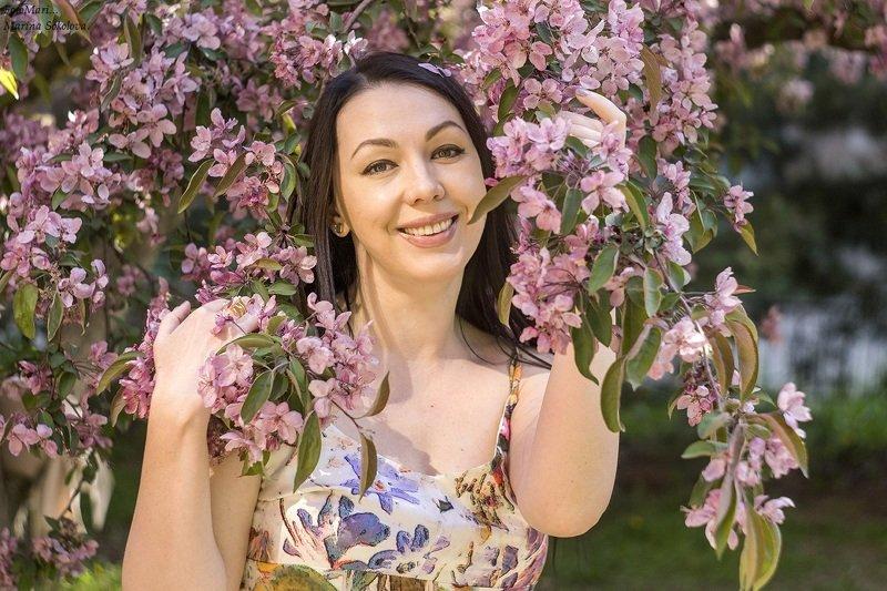 Девушка весна.photo preview