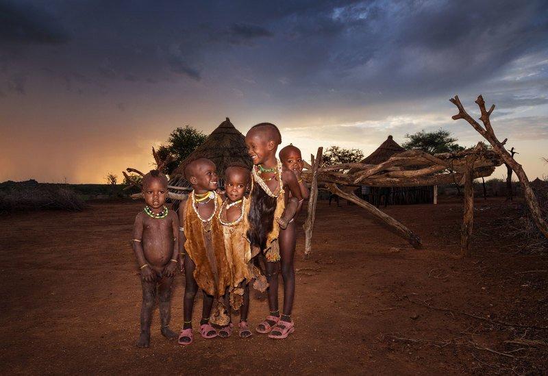 Дети Эфиопииphoto preview
