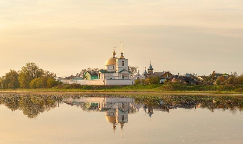 псков Спасо-Казанский Симанский женский монастырь.photo preview